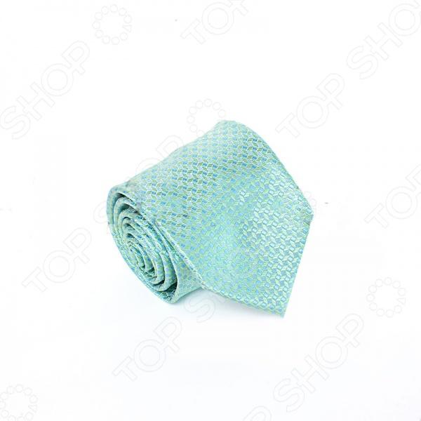 Галстук Mondigo 34672Галстуки. Бабочки. Воротнички<br>Галстук Mondigo 34672 это стильный аксессуар, необходимый для создания элегантного вида. Галстук из высококачественной микрофибры, украшен изящным орнаментом. Края обработаны лазером и практически не видны. Отлично подойдет для официального и торжественного мероприятия. С этим галстуком вы сможете привлечь взгляды, и обратить на себя должное внимание.<br>