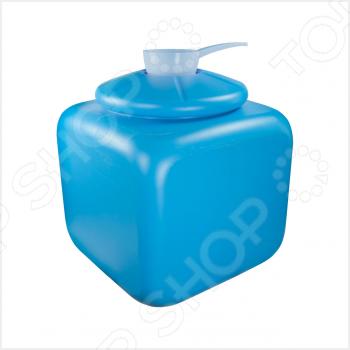 Бак Альтернатива М1696 станет отличным дополнением для хозяйства. Позволит компактное хранение жидкостей, а также её удобную транспортировку. Наличие ковша сделает процесс перелива более простым. Бак изготовлен из прочного пластика, может быть использован для хранения бытовой химии, спирта, удобрения, растворителей, кислоты. Также используется для хранения пищевой продукции: масла, молочной продукции, вина и прочего.