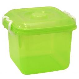 фото Ёмкость для хранения IDEA. Цвет: зеленый. Объем: 6 л