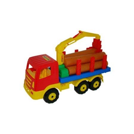 Купить Машинка игрушечная Полесье «Лесовоз»