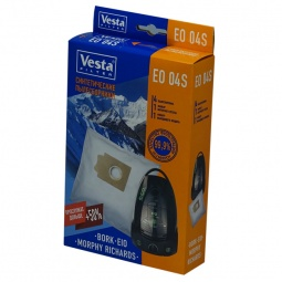 Купить Мешки для пыли Vesta EO 04 S EiO