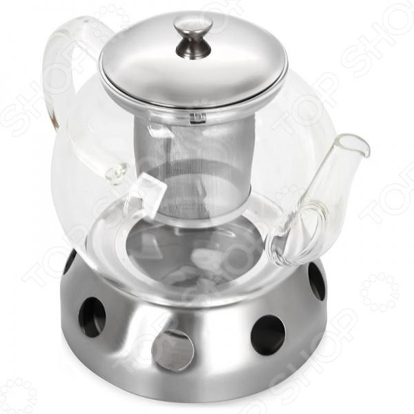 Чайник заварочный с подставкой Bradex «Маленькая Англия»