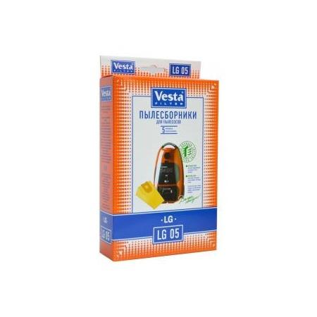 Купить Мешки для пыли Vesta LG 05