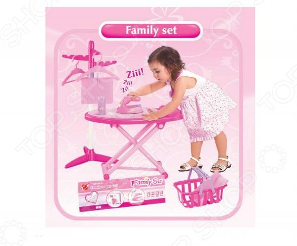 Набор игровой для девочек Family Set 1717178