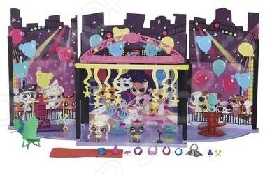 Набор игровой для девочки Hasbro «За кулисами»