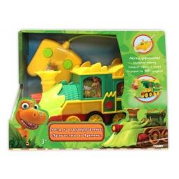 Купить Поезд игрушечный Поезд Динозавров Т57097