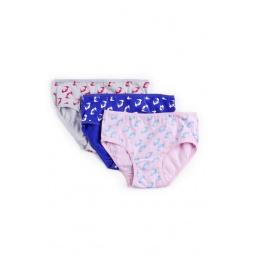 Купить Трусы для девочки Appaman Monkey Girl Undies 3-pack