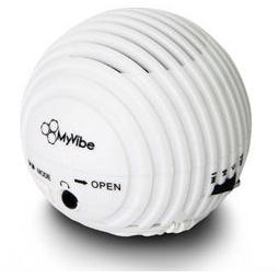 фото Колонки белые MyVibe SD1 White