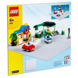 фото Строительная пластина для конструктора LEGO (48х48)