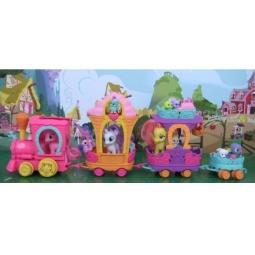 фото Набор игровой для девочек Hasbro Вагончик для поезда. В ассортименте.