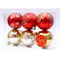 фото Набор новогодних шаров Феникс-Презент 35491