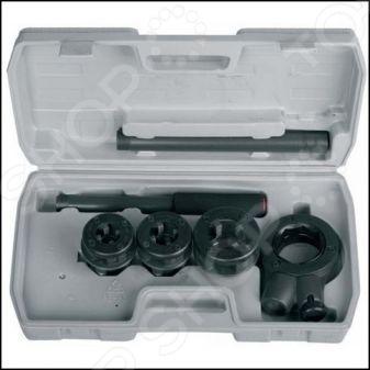 Набор резьбонарезной трубный Stayer Professional 28260-H4 набор ключей комбинированных stayer professional 2 271259 h19