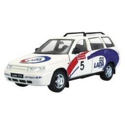 фото Машинка металлическая Autotime «ЛАДА 111. Спорт»