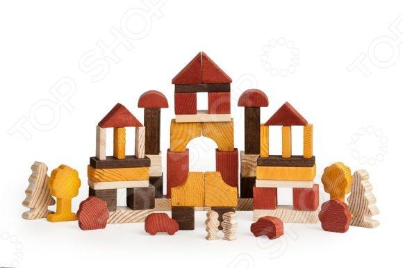 Конструктор деревянный Томик «Краски дня. День» конструктор деревянный лесовичок разборный домик 7