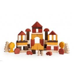 фото Конструктор деревянный Томик «Краски дня. День»