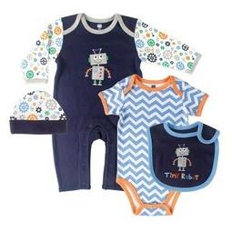 Купить Детский подарочный набор Hudson Baby «Робот»