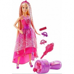 фото Кукла Mattel «Принцесса с волшебными волосами»