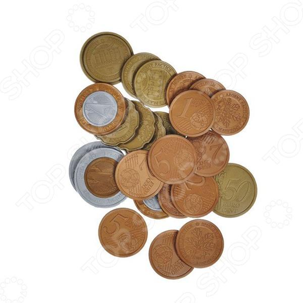 Монеты игрушечные купить монета 1 франк