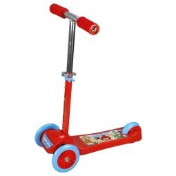 фото Самокат трехколесный 1 Toy Angry Birds