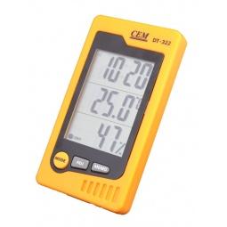 фото Измеритель температуры и влажности СЕМ DT-322
