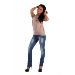 фото Жакет Mondigo 9768. Цвет: карамельный. Размер одежды: 44