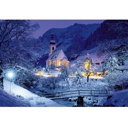 Купить Пазл 1500 элементов Trefl «Снежная Бавария»