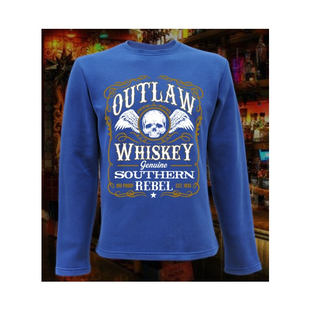 фото Толстовка мужская Dodogood Outlaw Whiskey. Размер одежды: 52
