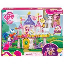 фото Набор игровой для девочек Hasbro Королевский свадебный замок