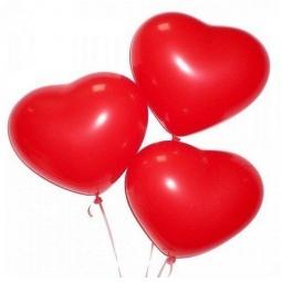 Купить Шарики надувные Olala «Сердце». В ассортименте
