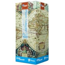 фото Пазл 1000 элементов Step Puzzle Историческая карта