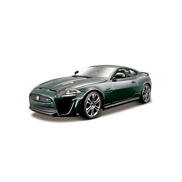 фото Машинка металлическая Bburago Jaguar XKR-S