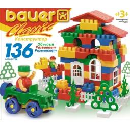 Купить Конструктор игровой Bauer Classik 23082