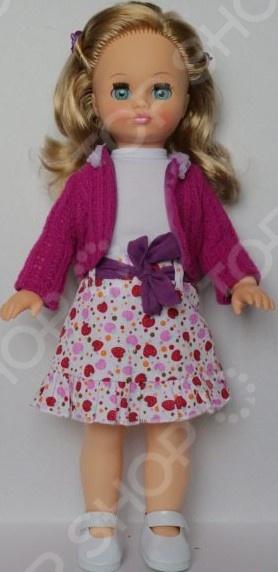 Кукла интерактивная Весна «Лиза 11»Интерактивные куклы и пупсы<br>171048 Кукла Лиза Весна 11 озвученная<br>