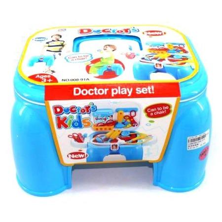 Купить Игровой набор для ребенка Shantou Gepai «Стульчик доктора»