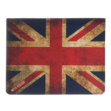 Купить Чехол для iPad Mitya Veselkov «Потертый британский флаг»