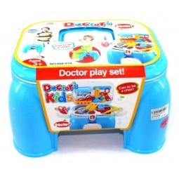 фото Игровой набор для ребенка Shantou Gepai «Стульчик доктора»