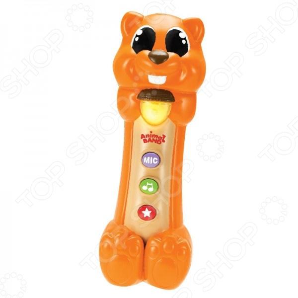 фото Игрушка музыкальная Keenway «Поющая белочка», Музыкальные игрушки для малышей
