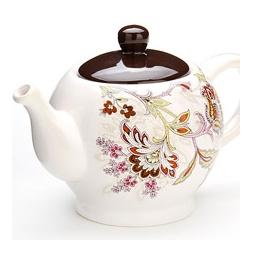 фото Заварочный чайник Loraine «Узор»