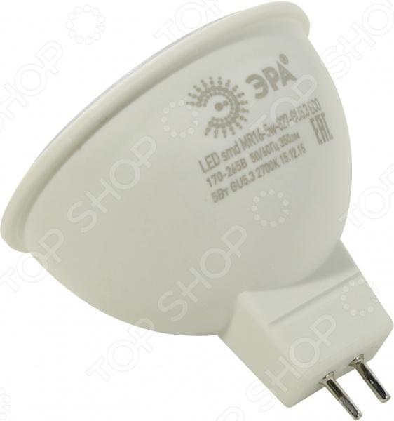 Лампа светодиодная Эра MR16 ECO лампа светодиодная osram mr16