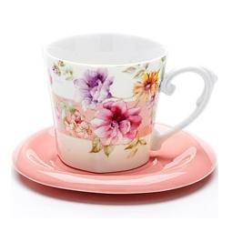 фото Чайная пара Loraine LR-24713 «Цветы»