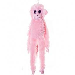 фото Мягкая игрушка Aurora «Шимпанзе». Цвет: розовый
