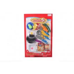 фото Игровой набор для девочки PlaySmart «Веселый поваренок» Р41348