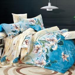 фото Комплект постельного белья Amore Mio Taina. Provence. 1,5-спальный