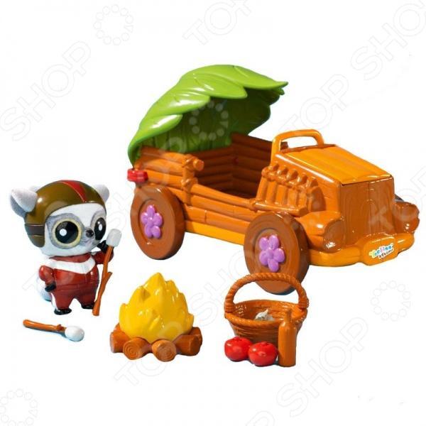 Набор игровой c фигуркой и аксессуарами Simba «Машинка» 5950590 simba машинка сортер с животными с 12 мес