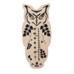 Купить Термометр для бани и сауны Банные штучки «Сова»