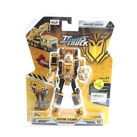 Купить Робот-трансформер Shantou Gepai «Строительная техника» KY80305-04L