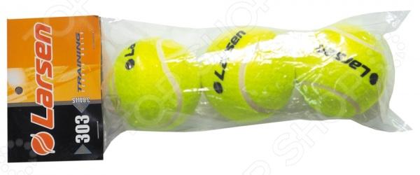 Мяч для большого тенниса Larsen 303 (без звезд) Larsen - артикул: 728235