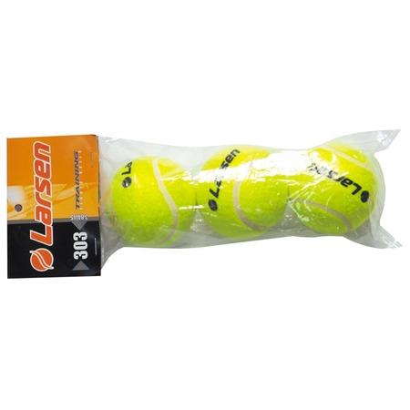 Купить Мяч для большого тенниса Larsen 303 (без звезд)
