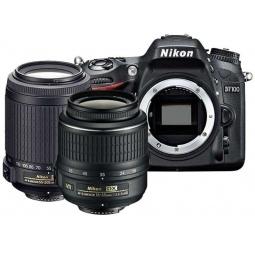 Купить Фотокамера цифровая Nikon D7100 kit 18-300 VR
