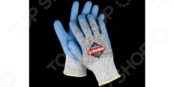Перчатки рабочие Зубр 11277
